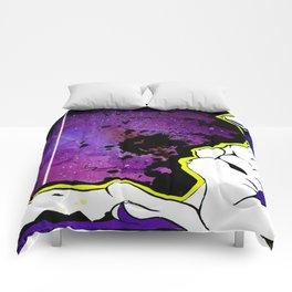 Cosmic Titties Comforters