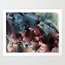 Unleashed. Art Print