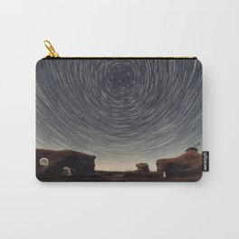 The Erosion of the Stars Carry-All Pouch