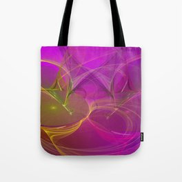 abstract lighteffects -3- Tote Bag