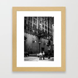 The Civic Theatre Framed Art Print