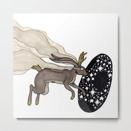 jackalope portal Metal Print