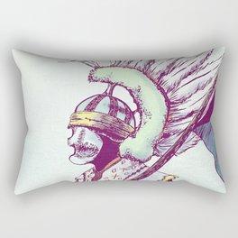 Costumed Person Rectangular Pillow