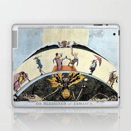 The Torrid Zone. Or, Blessings of Jamaica Laptop & iPad Skin