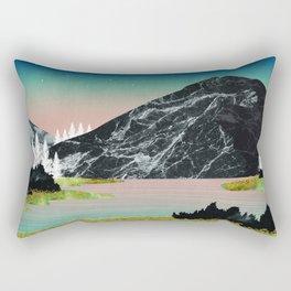 The Lake Rectangular Pillow