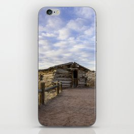 Wolfe Ranch - Arches National Park, Utah iPhone Skin
