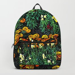A Moment of Flowers in Estes Park Backpack