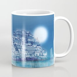 The Emerging Island II / San Borondon 2016 Coffee Mug