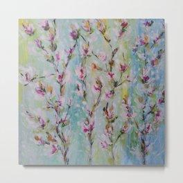 Magnolia2 Metal Print