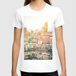 New York City Graffiti T-shirt