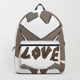 Love Happens Backpack