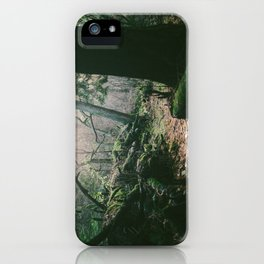 ORCAS ISLAND FOREST iPhone Case