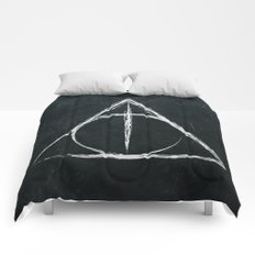 Deathly Hallows (Harry Potter) Comforters