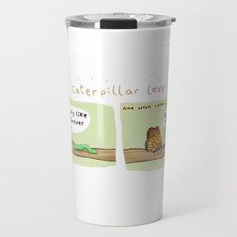 Caterpillar Love Travel Mug