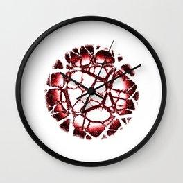 The Crunch Alt. Wall Clock