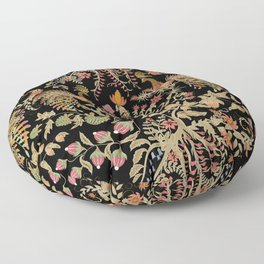Birds of Paradise. Floor Pillow