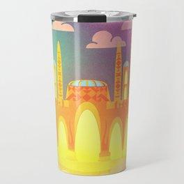 Castle of the Djinn Travel Mug