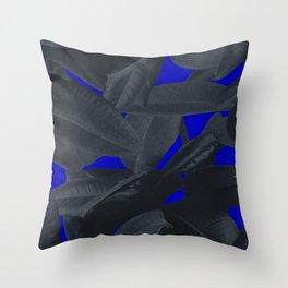 Waste the night Throw Pillow