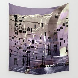 Climatic Chaos Wall Tapestry
