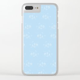 Floral Pattern #2 #decor #art #society6 Clear iPhone Case