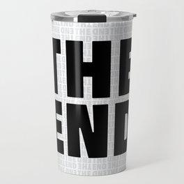 The End Black Travel Mug