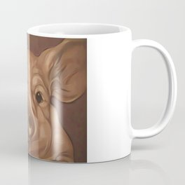Coversation with a Pig Coffee Mug