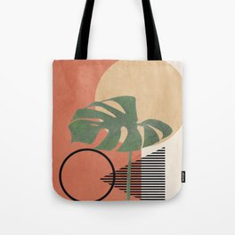 Nature Geometry I Tote Bag