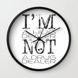 HUG dealer Wall Clock