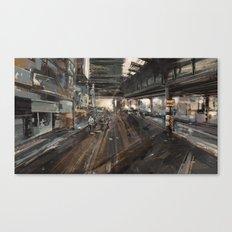 The Bronx  Canvas Print