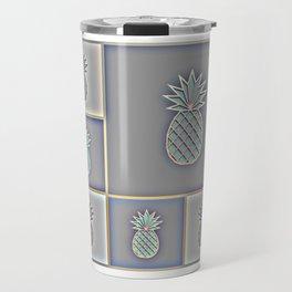 Pineapple Plantation Travel Mug