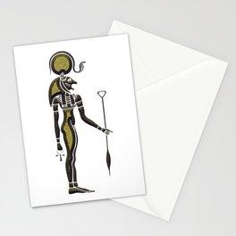 Bastet - Goddess of ancient Egypt Stationery Cards