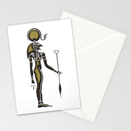 Bastet - Goddess of ancient Egypt Stationery Cards