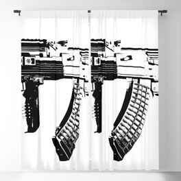 AK-47 Blackout Curtain