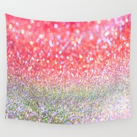 candy Wall Tapestries featuring Candy. by haroulita