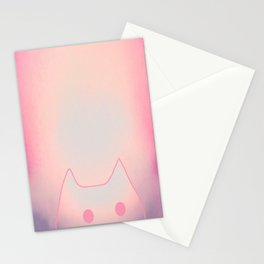 cat 104 Stationery Cards