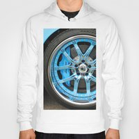 lamborghini Hoodies featuring Lamborghini by Captive Images Photography