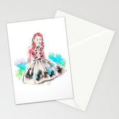 Sea of Shoes Stationery Cards