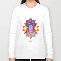 om Long Sleeve T-shirts featuring Om by RJ Artworks