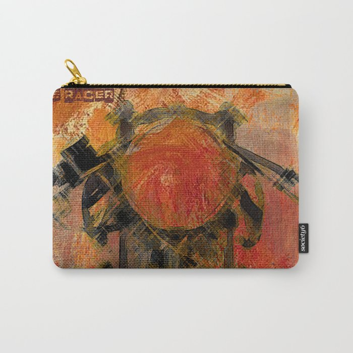 Cafe Racer Carry-All Pouch