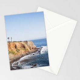 Point Vicente Lighthouse (color version) Stationery Cards