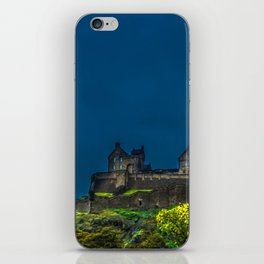 Edinburgh Castle iPhone Skin