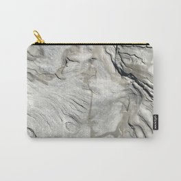 Bay of Fundy Rock No.1 | Texture | Nadia Bonello | Canada Carry-All Pouch