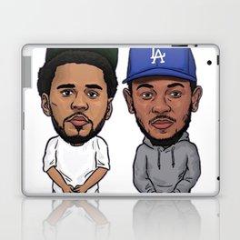 J.COLE x KENDRICK LAMAR Laptop & iPad Skin