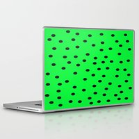 kiwi Laptop & iPad Skins featuring Kiwi by TheseRmyDesigns
