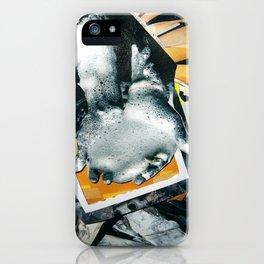 Petroleum based   Collage iPhone Case