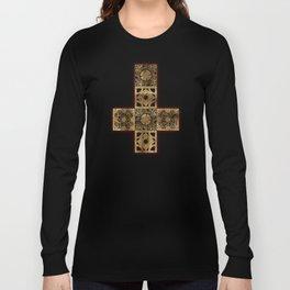 Lament Configuration Cross Long Sleeve T-shirt