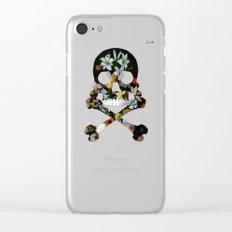 Vanity one Jacob's 1968 Paris Clear iPhone Case