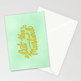 Cut the Mustard Stationery Cards