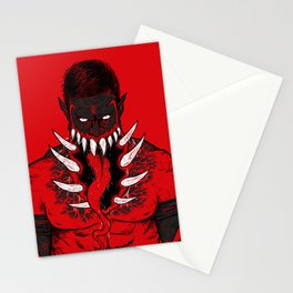 The King Demon  Stationery Cards