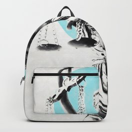 Lady of justice Backpack